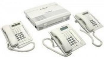 Программирование Panasonic KX-TD1232 и KX-TD816