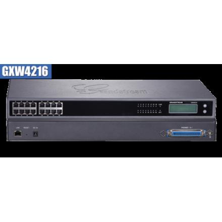 Grandstream GXW4216 - VOIP-FXS шлюз на 16 портов