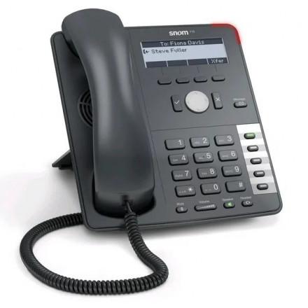 IP телефон Snom D715