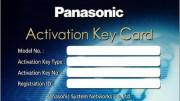 Снижение цен на Ключи Активации Panasonic KX-NS500/1000