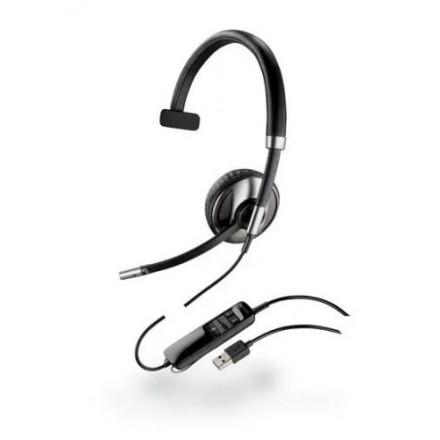 Проводная/Bluetooth гарнитура для компьютера Plantronics BlackWire C710M