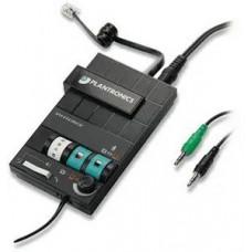 Адаптер для подключения гарнитуры Plantronics Mx10