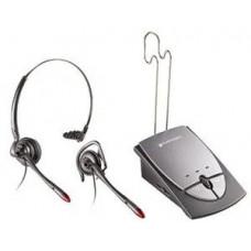 Гарнитура телефонная с адаптером Plantronics S12