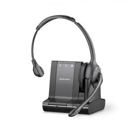 Plantronics W710/A, Savi, беспроводная гарнитура для компьютера, мобильного и стационарного телефона (без микролифта)