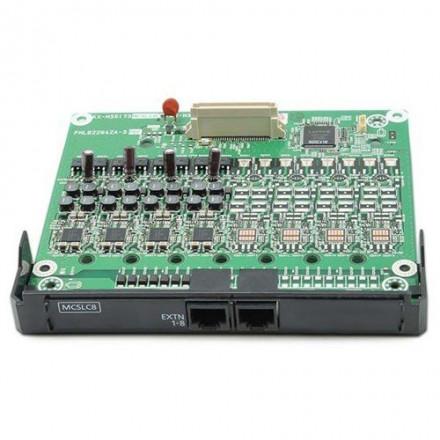 Panasonic KX-NS5173X 8-портовая плата