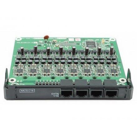 Panasonic KX-NS5174X 16-портовая плата