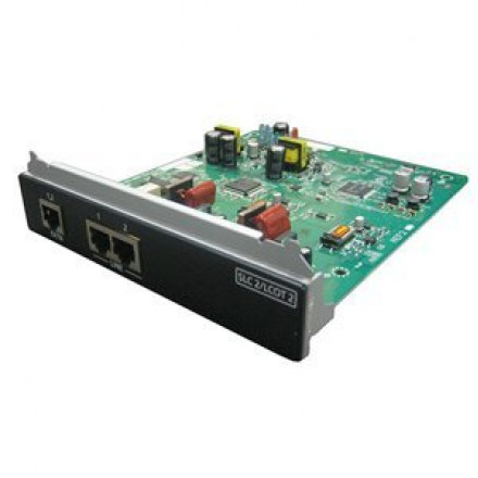 Panasonic KX-NS0180X 2-портовая плата ТА (SLC2/LCOT2)
