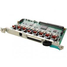 Panasonic KX-TDA0180X  плата 8 городских линий