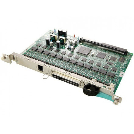 Panasonic KX-TDA1178X плата 24-х внутренних аналоговых портов