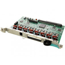 Panasonic KX-TDA1180X плата 8 внешних линий