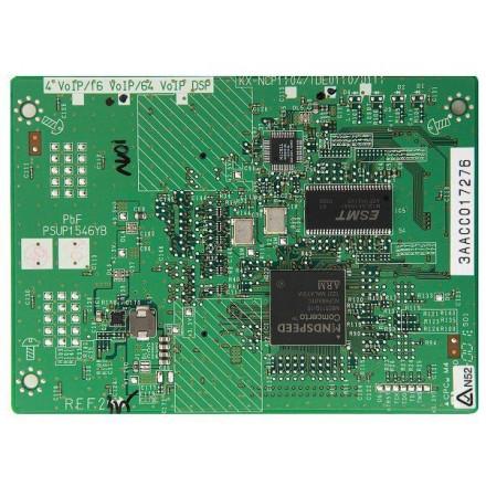 Panasonic KX-TDE0110XJ VoIP DSP на 16 каналов