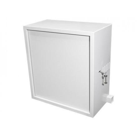 Шкаф антивандальный настенный 19 12U GYDERS GDR-126030GA