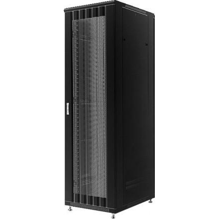 Шкаф серверный 19 42U черный GYDERS GDR-428010BP