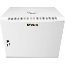 Шкаф настенный 18U GYDERS GDR-186045GM металлическая дверь
