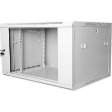 "Шкаф настенный 19"" 6U стеклянная дверь GYDERS GDR-66060G"