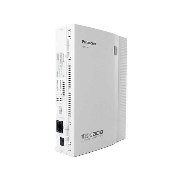 Описание АТС Panasonic KX-TEB 308