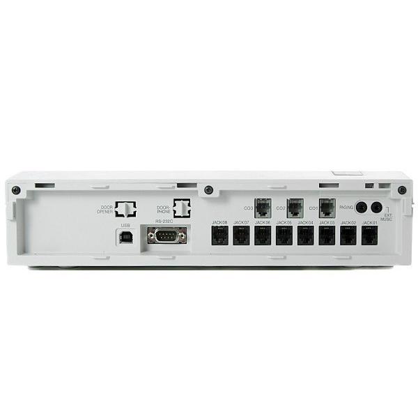 Panasonic KX-TEB 308 атс для офиса до 8 абонентов