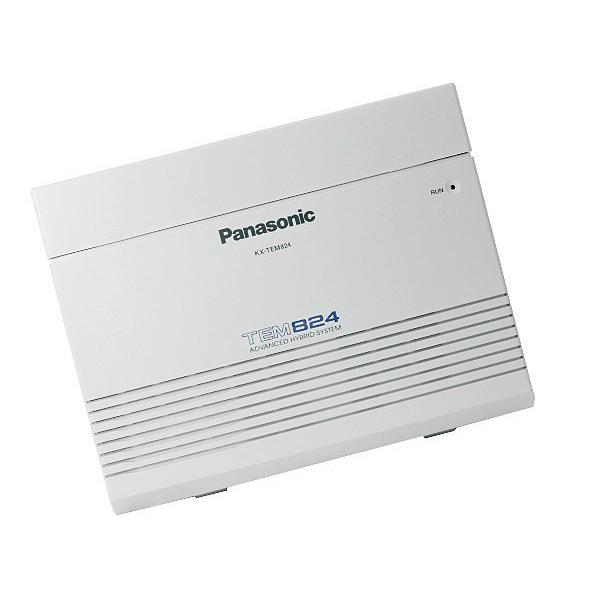 Panasonic KX-TEM824 описание атс для офиса до 24 сотрудников